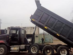 Camion Volcador, 6x4, International 9200