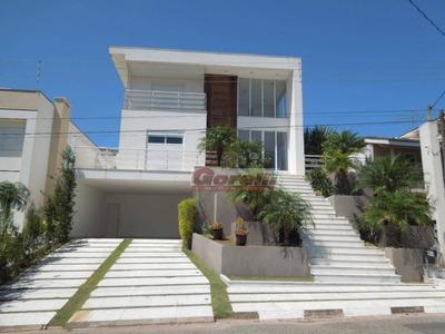 Casa Com 3 Dormitórios À Venda, 366 M² Por R$ 1.800.000 - Condomínio Hills Iii - Arujá/sp - Ca1268