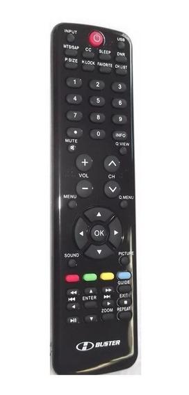 Remoto Original H-buster D19 Tv Hbtv-32d05hd Hbtv-42d05hd U
