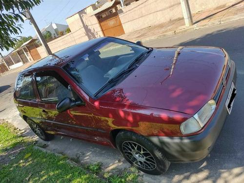 Imagem 1 de 7 de Volkswagen Gol 1996 1.0 Mi 3p