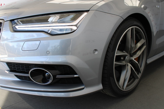 Audi A7 2017 4.0 V8 S7 Quattro S-tronic At