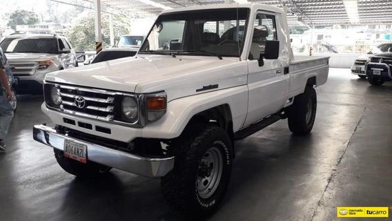Toyota Macho Pick-up Land Cruiser 4x4 Sincronico