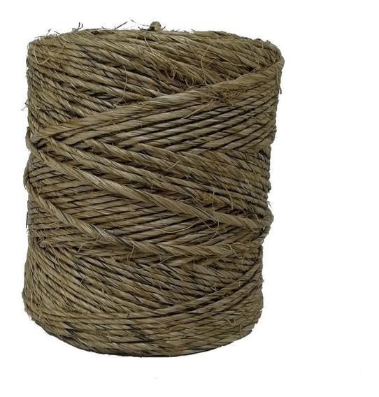 Fio De Sisal Artesanato 700/1 Camelo 160 Mts 250gr