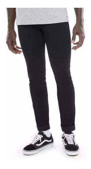 Pantalones Vans V76 Skinny Mezclilla Entubados Urban Beach