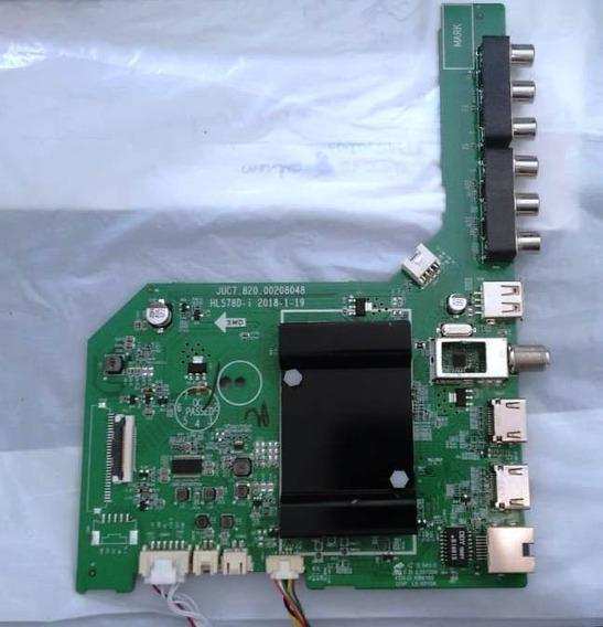 Placa Principal Tv Philco Ptv28g50sn Led Juc7.820.00208048