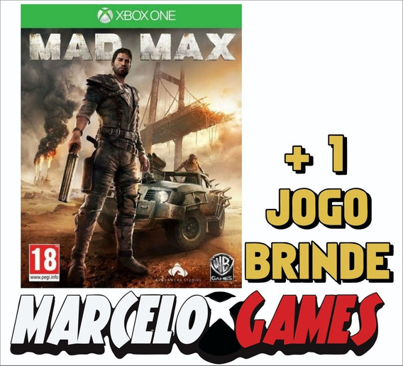 Mad Max Xbox One Midia Digital