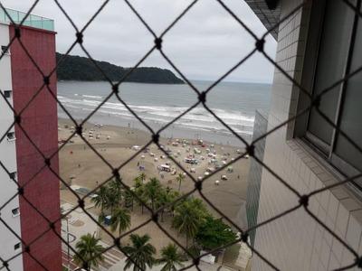 Kitnet Em Canto Do Forte, Praia Grande/sp De 40m² 1 Quartos Para Locação R$ 1.000,00/mes - Kn180330