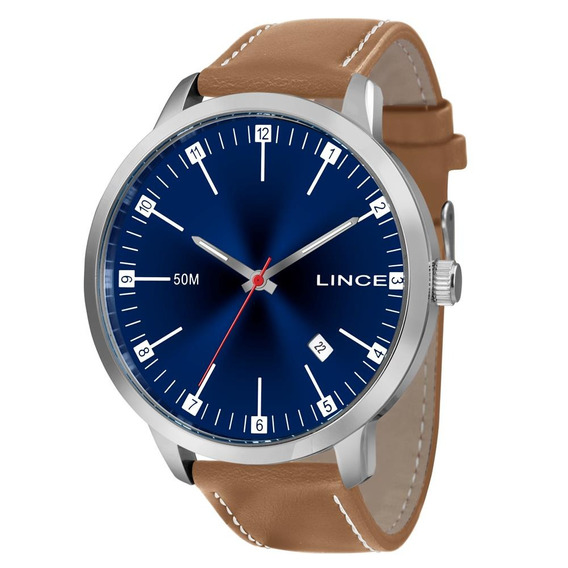 Relógio Lince Masculino Social Mrc4349s D2nb