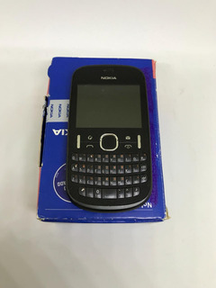 Nokia 201 Asha, 2mp, Mp3, Desbloqueado - Usado