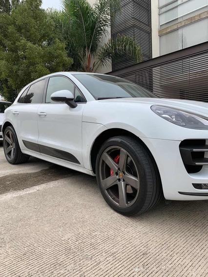 Porsche Macan 3.7 Turbo At 2017