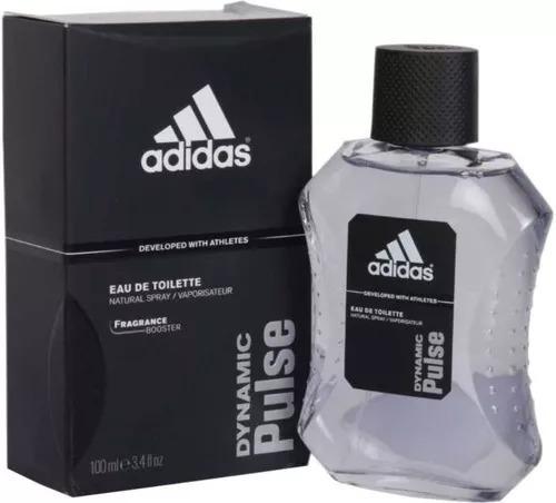 Perfume Adida Dinamyc Pulse Caballero 100 Ml Original