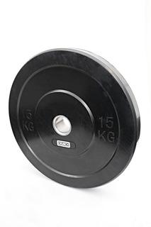 200kg Bumper Plates - Anilhas De Borracha - Promoção