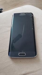 Galaxy S6 Edge 32gb Liberado Funciona. Permuto