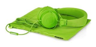 Auricular Profesional Dj Reloop Rhp-6 Verde Green