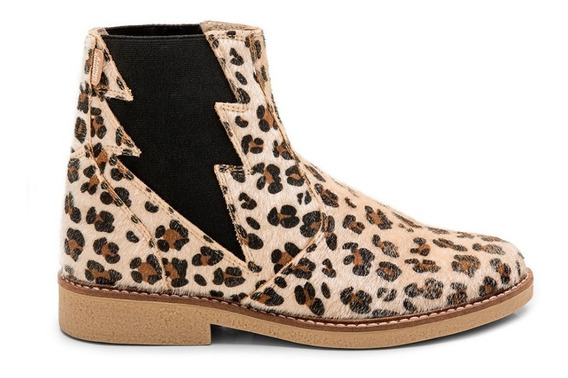 Bota Chimmy Churry Urban Boot Leopardo Sn