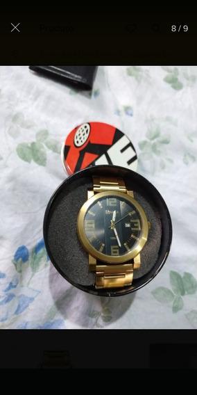 Relógio Xgames Dourado