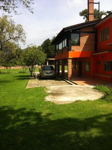 Imagen 1 de 14 de Rancho Al Lado Del Club Asturiano Morelos En Nepantla.