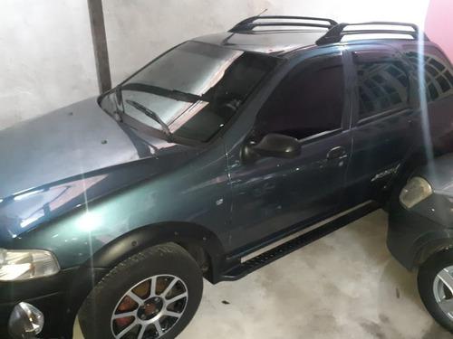 Fiat Palio Weekend 2003 1.8 Ex 5p