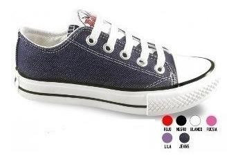 Zapatillas De Lona Con Puntera Unisex (roller 400)