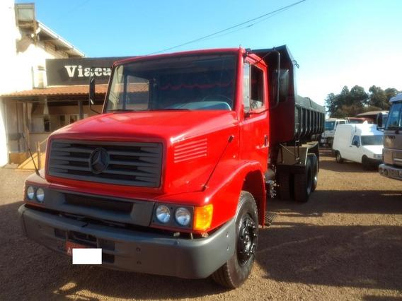 M.benz L 1618 Truck Basculante