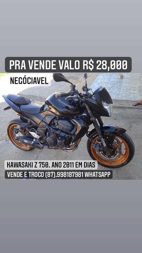 Kawasaki Z 750 Z 750