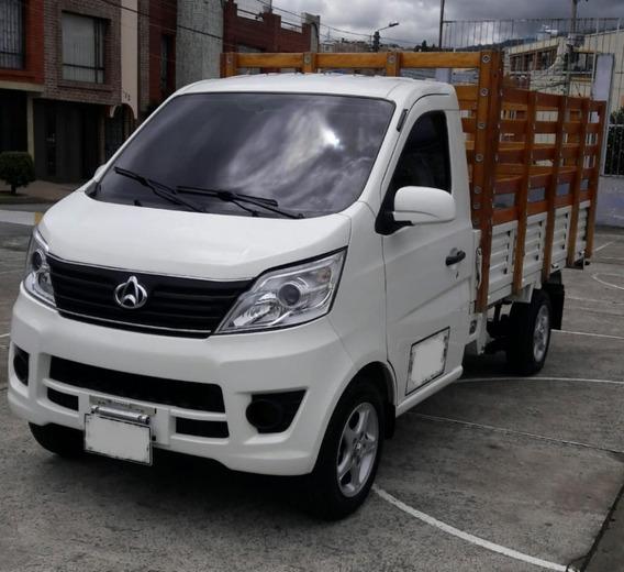Camioneta Piaggio Changan Modelo 2017