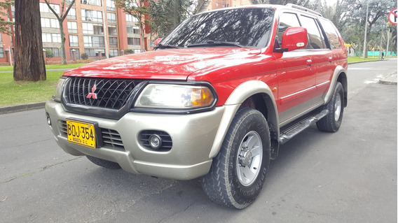 Mitsubishi Nativa Mecanica 4x4