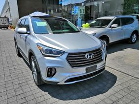 Hyundai Santa Fe 2018 7 Pasajeros