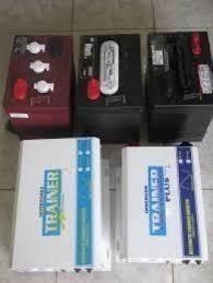 Combo De Inversor Completo Com Baterias Trace T-235