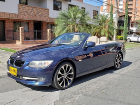 Bmw Serie 3 320i Convertible 2011