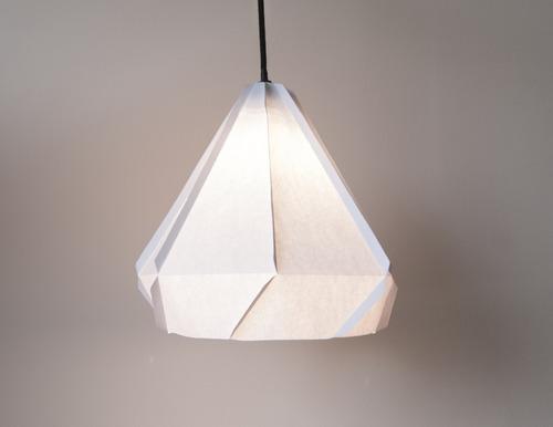 Imagen 1 de 2 de Plantilla Luminaria Lampara Diy Imprimible Papel