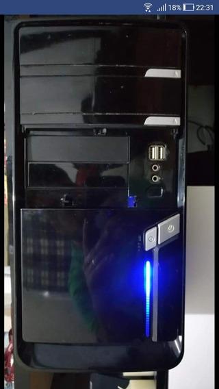 Pentium Dual Core 4gb Ram Geforce 8400gs 256m Hdmi + Monitor