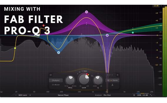 Fabfilter Pro-q3 Equalizer Plug-in Vst