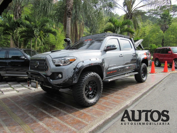 Toyota Tacoma At Sec 4x4 Pickup Cc3500