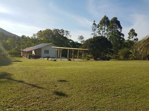 Imagem 1 de 17 de Terreno Sitio Chacara  Com Lago E Piscina Camboriu. Bem Localizado - T100 - 3285715