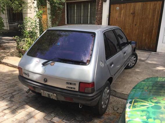 Peugeot 205 1.8 Gld Junior 1996