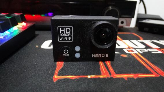 Câmera De Ação Goal Pro Com Visor, Filma Em 1080p