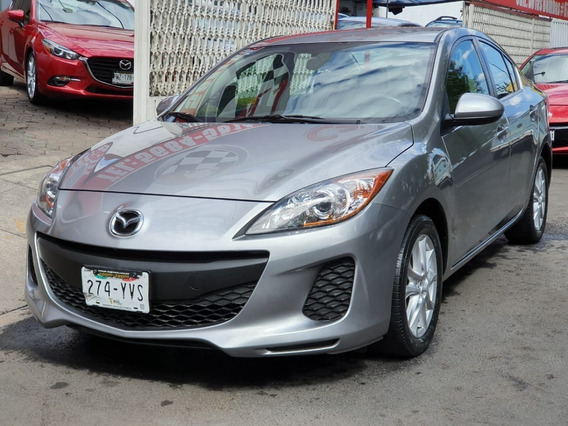 Mazda 3 Touring 2013 Tm5 Factura De Agencia Impecable!!