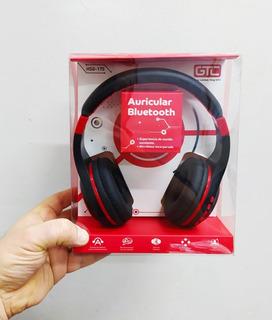 Auricular Bluetooth Gtc Hsg-175 Con Mic Experiencia Sonido