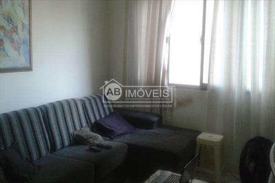 Apartamento Em Santos Bairro Encruzilhada - V2396