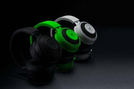 Headset Razer Kraken Pro V2 Oval Com Mic (ps4, Pc E Mac)