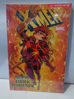 X-men La Saga De Dark Phoenix Marvel Monster Edition