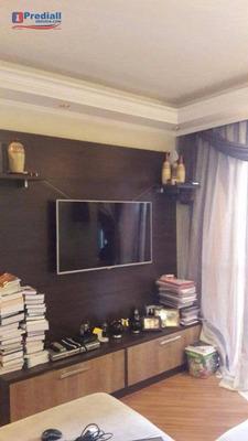 Apartamento Com 2 Dormitórios À Venda, 63 M² Por R$ 430.000 - Freguesia Do Ó - São Paulo/sp - Ap0362