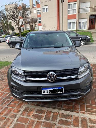 Imagen 1 de 12 de Volkswagen Amarok 2019 2.0 Cd Tdi 180cv Comfortline At