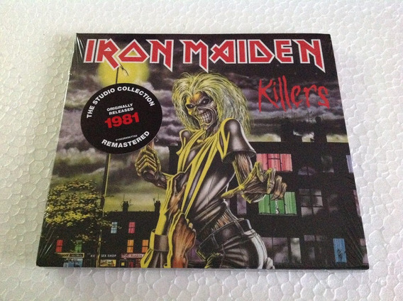 Iron Maiden - Killers Digipak 2018