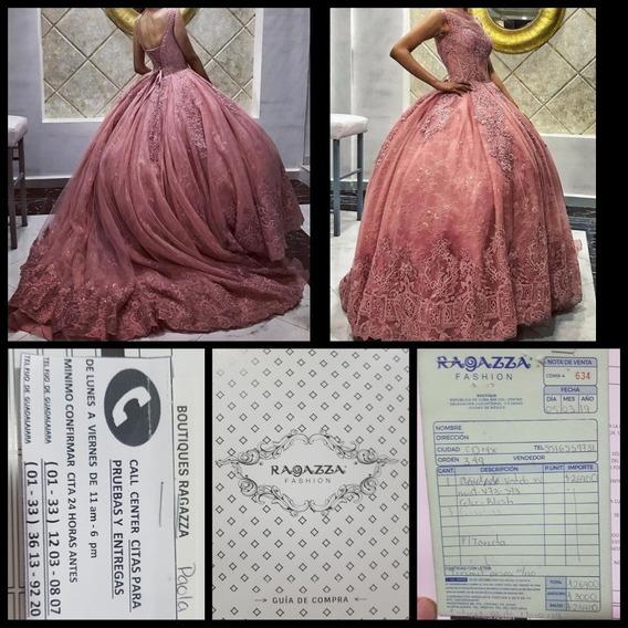 Vestido Xv Ragazza Fashion