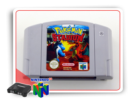 Pokemon Stadium Nintendo 64 N64 Original