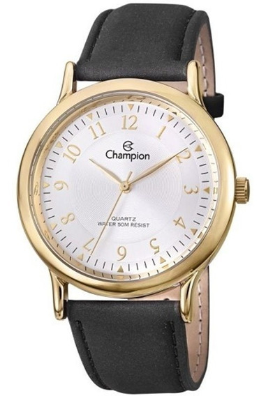 Relógio Champion Masculino Ch22813b, C/ Garantia E Nf