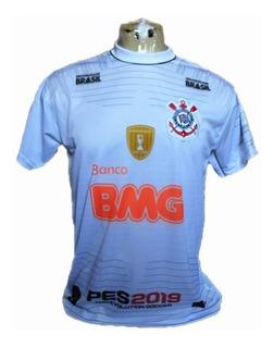 Camisa Time Brasileiro Timão Nova 2019 Promoção ( Pronta Entrega )