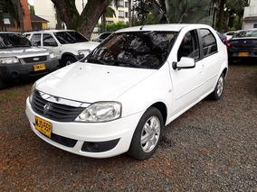 Renault Logan Dynamique 1,6l Blanco Modelo: 2013